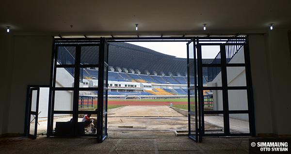 Stadion Gelora Bandung Lautan API Terbaru