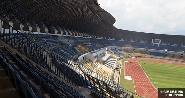 Stadion Gelora Bandung Lautan Api | 40.000