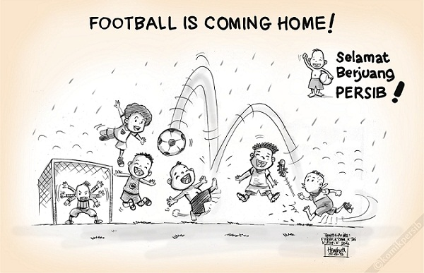 Persib Bandung | Football is coming home