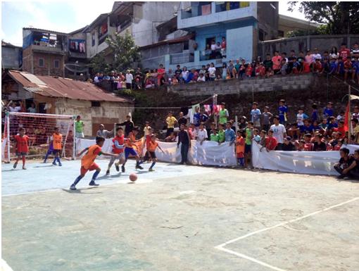 Persib Traditional Football