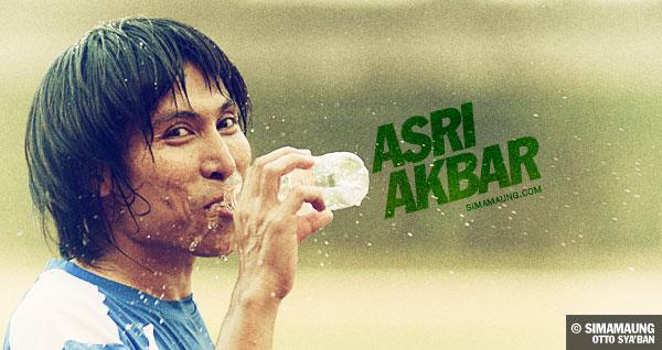 Asri Akbar Persib Bandung