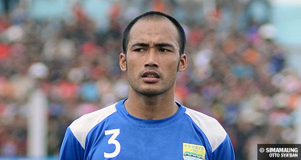 Aang Suparman Persib Bandung