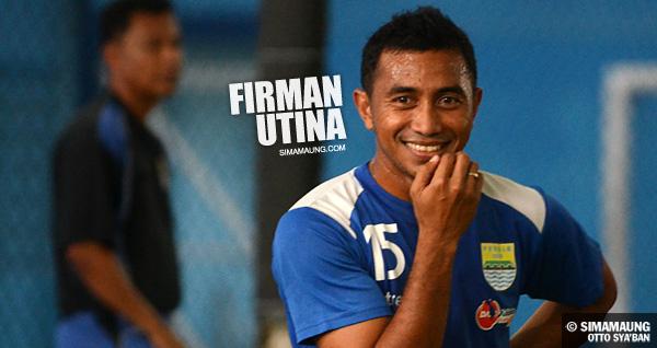 Firman Utina Persib Bandung