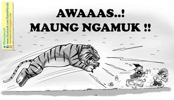 Awas Maung Ngamuk