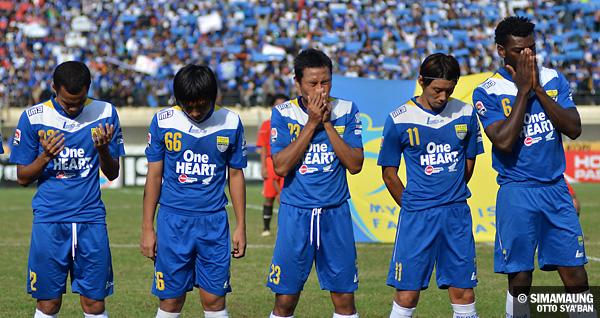 Persib Bandung Berita Online | simamaung.com » Hasil Draw ...