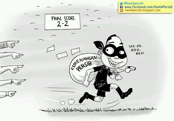 Komik Pedrsib: Rampokkk