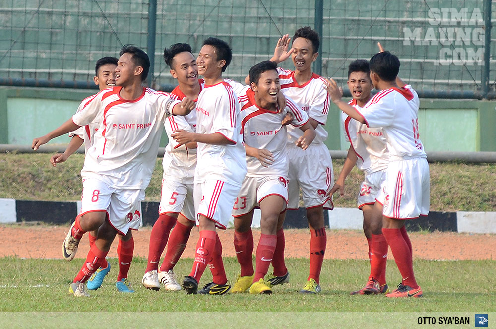 Persib Bandung Berita Online | simamaung.com » Foto Final Kompetisi U-19 – Saint Prima vs IM UD ...