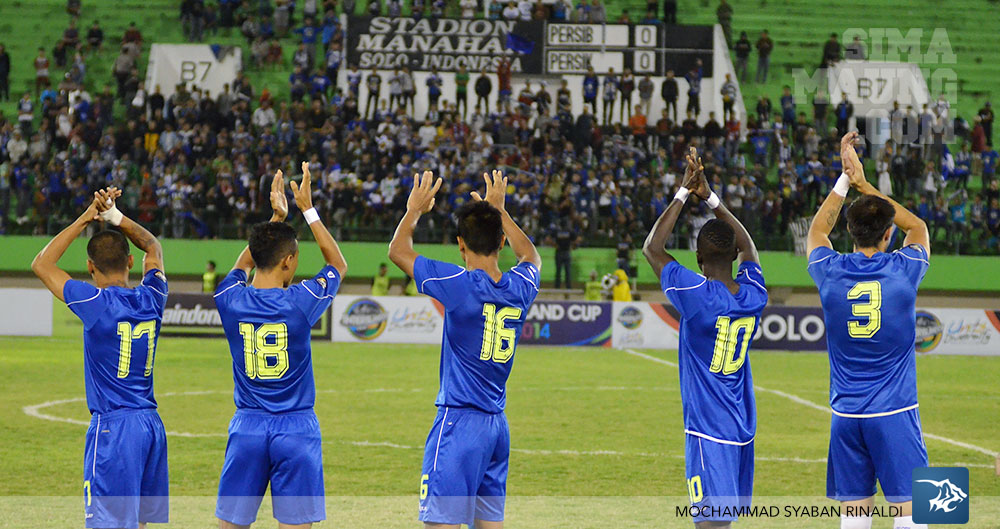 Persib Bandung Berita Online | simamaung.com » Hari Ini Persib Punya Mental Bertanding Yang Kuat