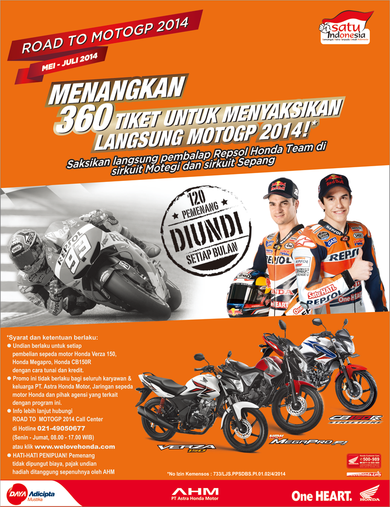 Road To MotoGP 2014