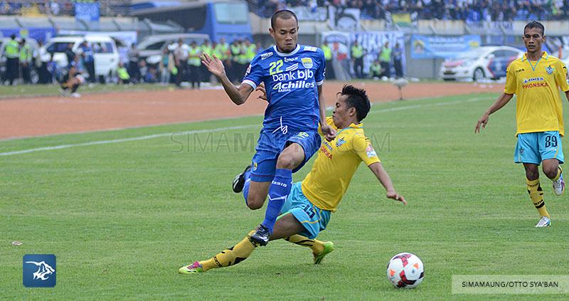 Image Result For Persib Bandung Vs Barito Putera