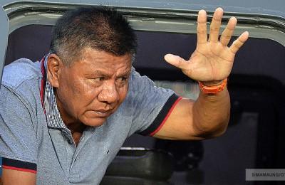 Persija Usai Menerima Kekalahan Dari Persib Bandung