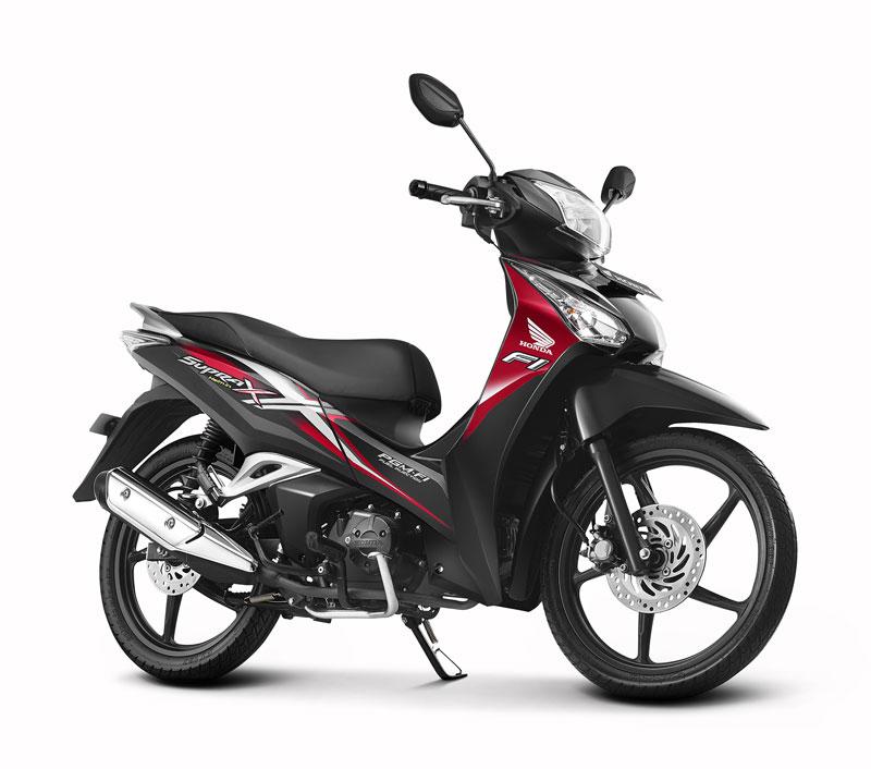 Honda-Supra-X-125-Helm-in-FI---Superior-Red