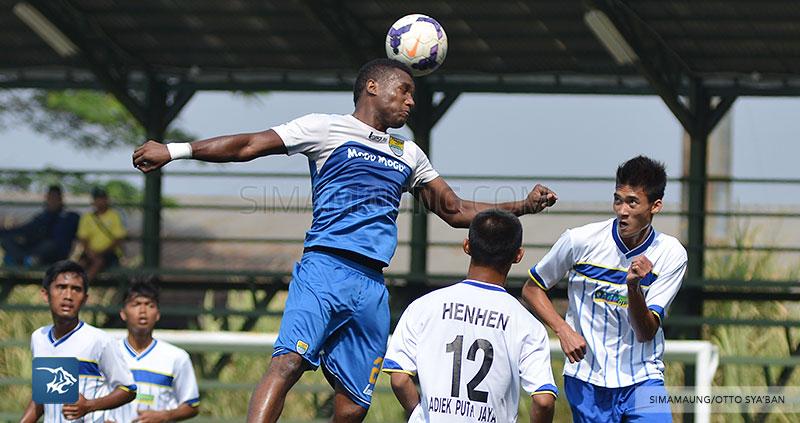Persib Tekuk Porda Kota Bandung 3-1