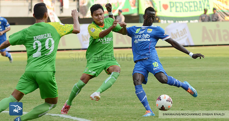 Image Result For Persebaya Vs Psm