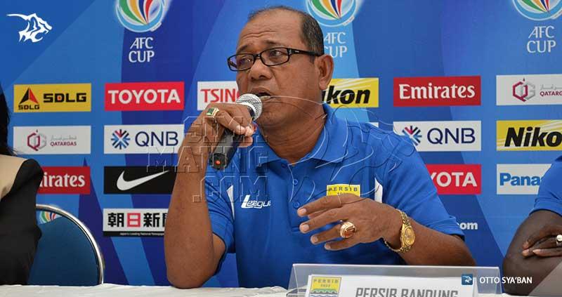 Persib Bandung Berita Online | simamaung.com » Emral Abus: Persib Sudah Pahami Permainan New Radiant