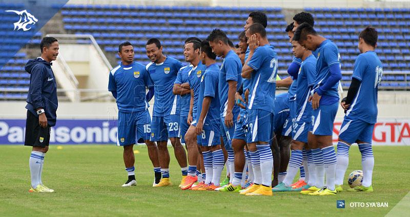 Meski Khawatir Nasib di AFC, Persib Tetap Fokus Persiapan
