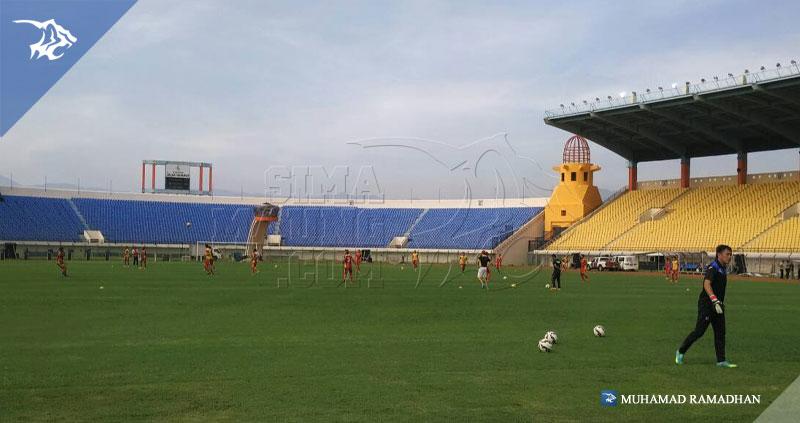 foto-mitra-kukar-uji-coba-lapang-stadion-si-jalak-harupat-piala-bhayangkara-14053