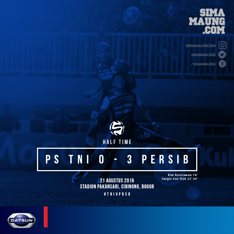 Match vs PS TNI-HT