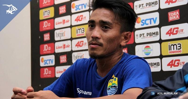 Taufiq Konferensi Pers Madura United