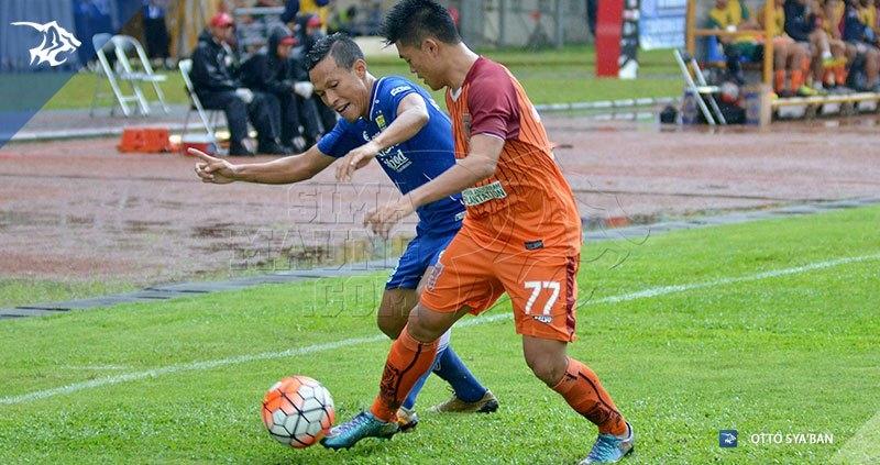 Persib vs PBFC - Jajang Sukmara