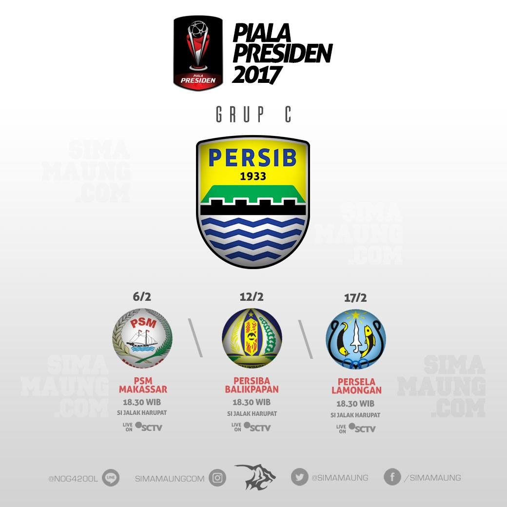Jadwal Pertandingan Bola Sctv