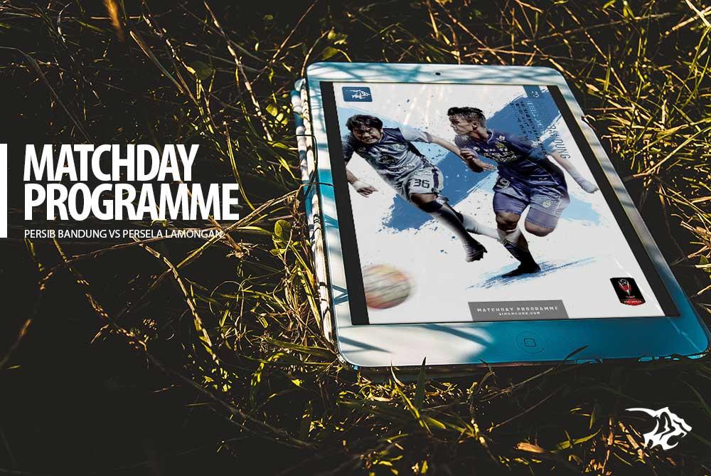 Persib Bandung Berita Online | simamaung.com » Simamaung Matchday Programme PERSIB vs Persela ...