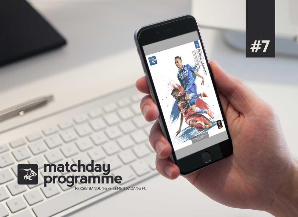 Persib Bandung Berita Online | simamaung.com » Simamaung Matchday Programme PERSIB vs Semen ...