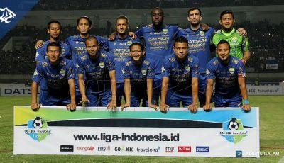 The gallery for --> Jurig Persib