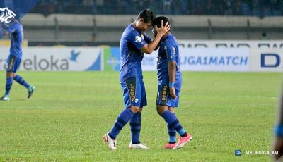 Inilah Skuat Baru Persib Bandung untuk Liga 1 2019