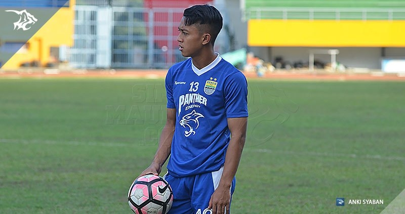 Persib Bandung Berita Online | simamaung.com » Febri: Lupakan Tren Tidak Memuaskan