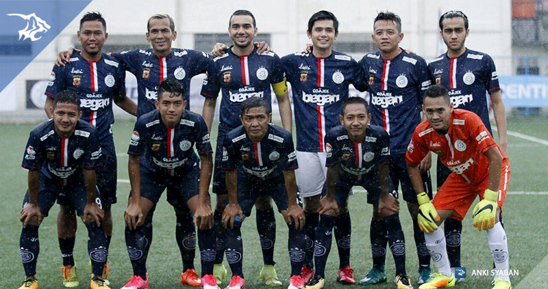 Bandung football celebrity game