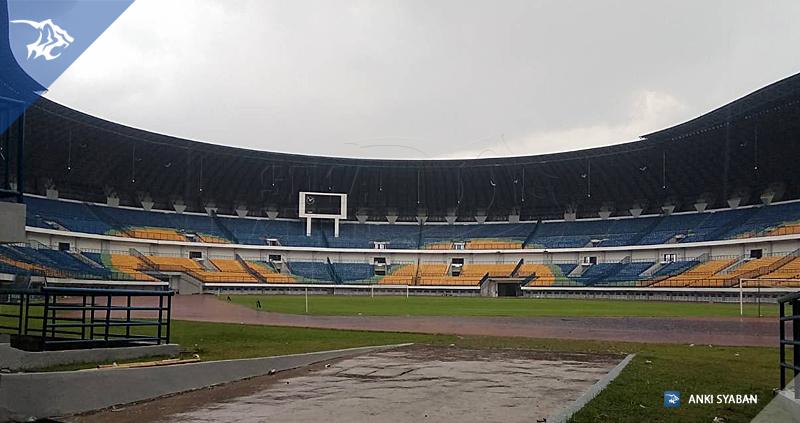 """Raih 83,3% SMS, Nama """"Gelora Bandung Lautan Api"""" Diresmikan (2)"""