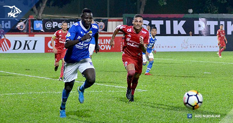 Image result for Komentar Gelandang Persija Setelah Mematikan Striker Persib