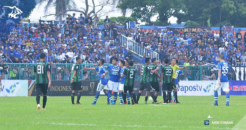 Persib Vs Persiwa Leg 2: Simamaung.com » PSSI Rilis