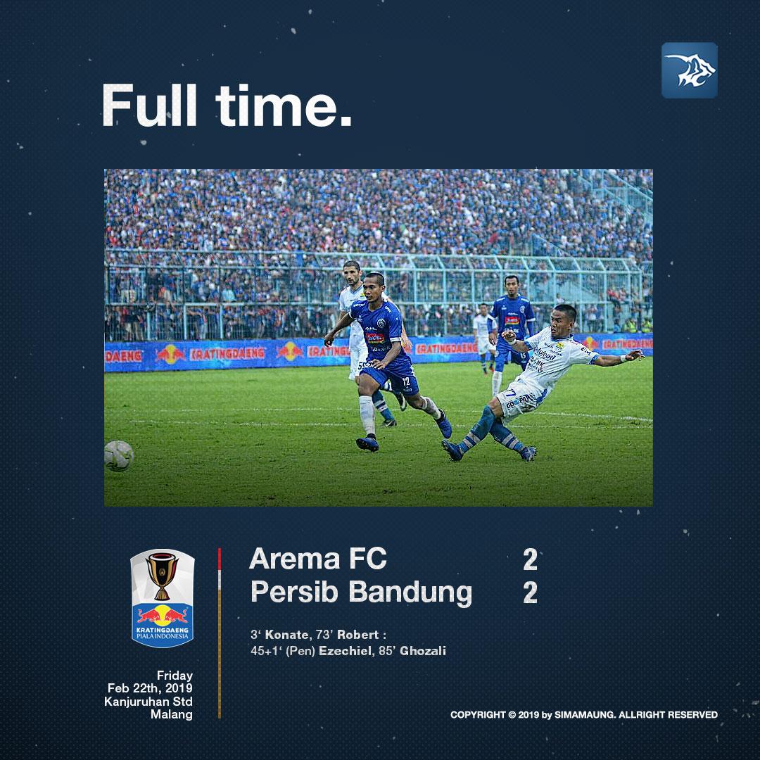 Persib Bandung Vs Borneo Fc: Simamaung.com » Arema FC Vs